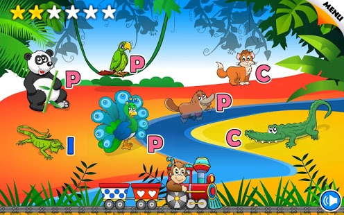 Phonics Train: Learning Games-12