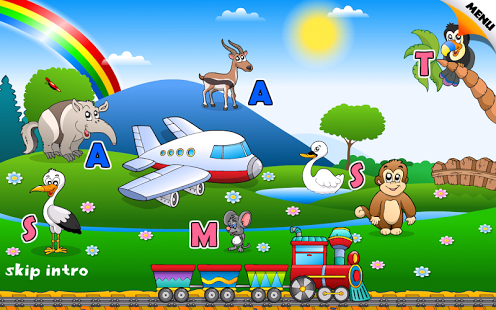 Phonics Train: Learning Games-24