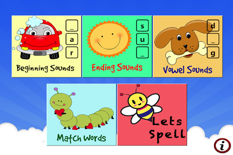 Phonics Reading Kindergarten 1 App - 1