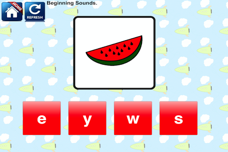 Phonics Reading Kindergarten 1 App - 2