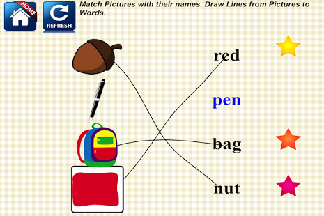 Phonics Reading Kindergarten 1-10