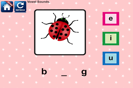 Phonics Reading Kindergarten 1 App - 5