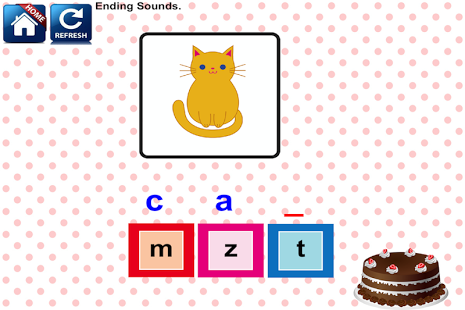 Phonics Reading Kindergarten 1 App - 6