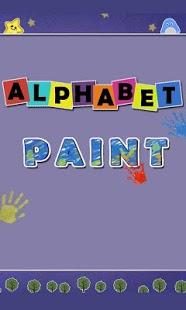 Alphabet Paint Lite for Kids-1