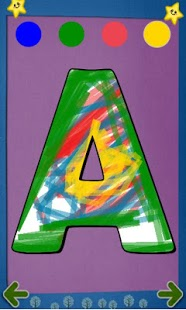 Alphabet Paint Lite for Kids-2