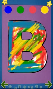 Alphabet Paint Lite for Kids-3