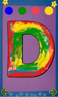 Alphabet Paint Lite for Kids-4