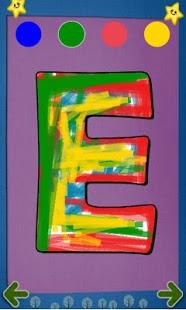Alphabet Paint Lite for Kids-5
