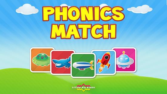 Phonics Match-1