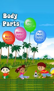 Body Parts By Tinytapps App - 1