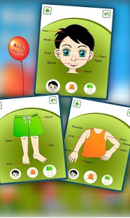 Body Parts By Tinytapps App - 5