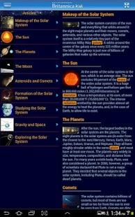 Britannica Kids: Solar System App - 1