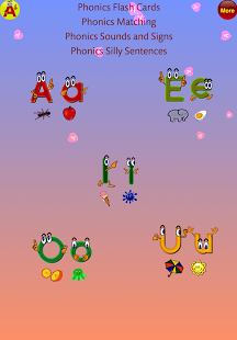 ABC Phonics Silly Sentences 1 App - 1
