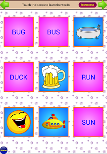ABC Phonics Silly Sentences 1 App - 3