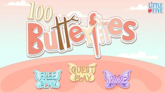 100 Butterflies-1
