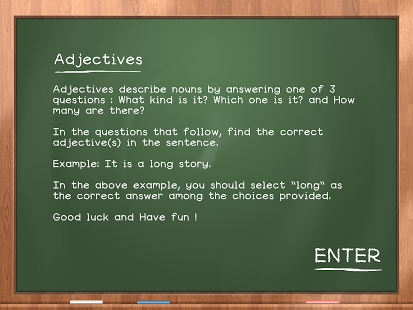 Adjectives For Kids App - 2