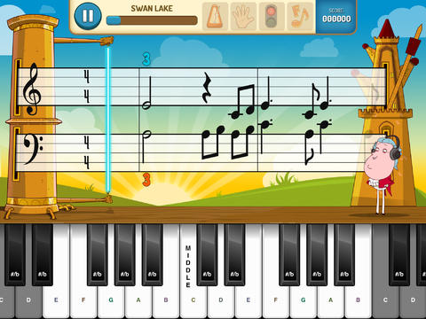 Piano Maestro by JoyTunes (Formerly Piano Mania)-2