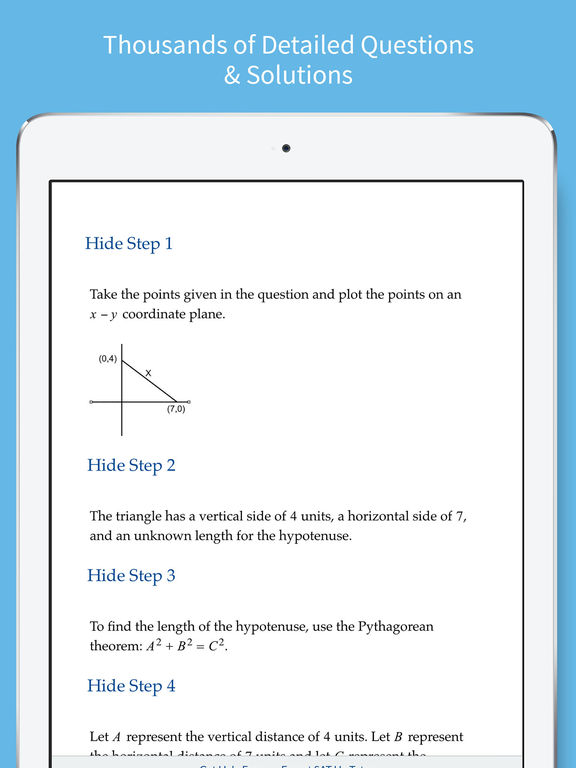 SAT Up - New SAT Test Prep and Tutoring App - 2