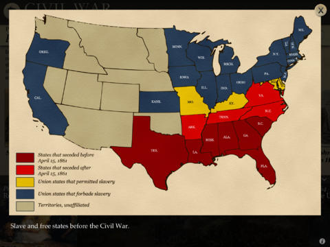 Civil War Interactive-5