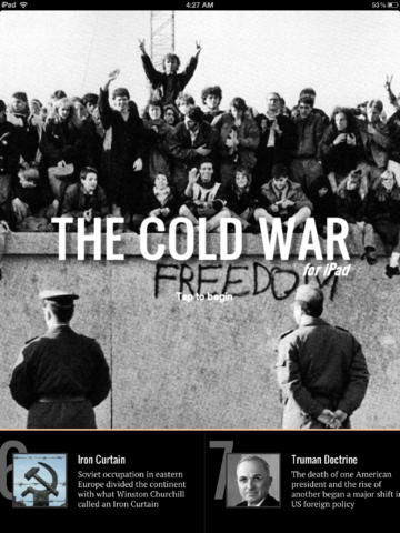 Cold War for iPad-1