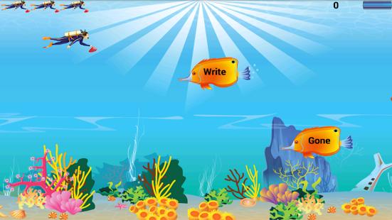 Kids English Grammar Fish Game-3