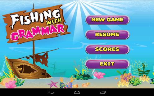Kids English Grammar Fish Game-5