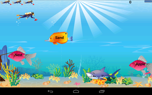 Kids English Grammar Fish Game-7
