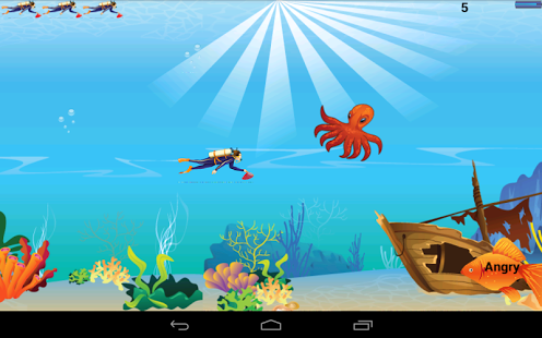 Kids English Grammar Fish Game-8