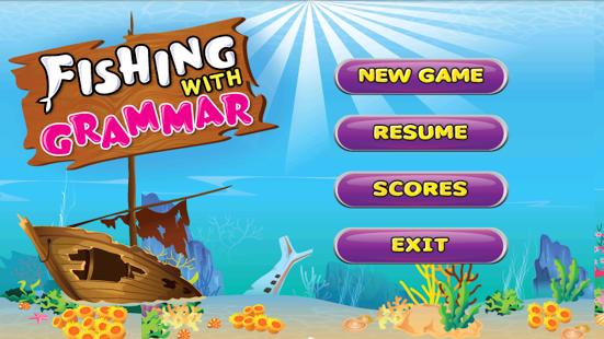 Kids English Grammar Fish Game-9