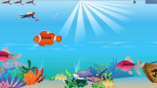 Kids English Grammar Fish Game-11
