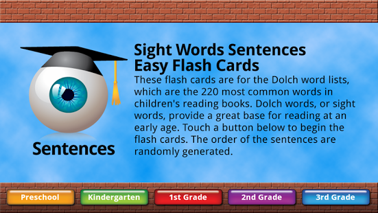 Sight Words Sentences-1