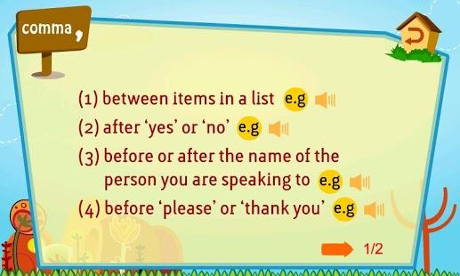Kids Grammar Punctuation-1