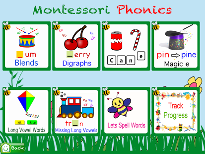 First Grade Phonic Reading Fun App - 1