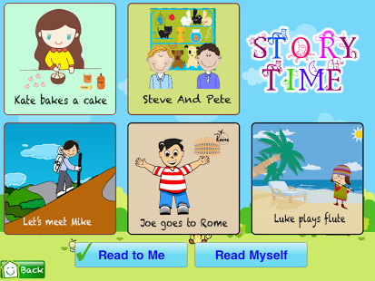 First Grade Phonic Reading Fun App - 6