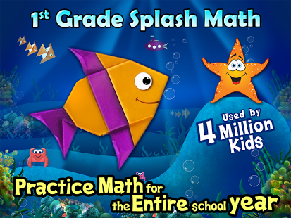 Grade 1 Common Core Maths Lite App - 1