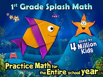 Grade 1 Common Core Maths Lite-1