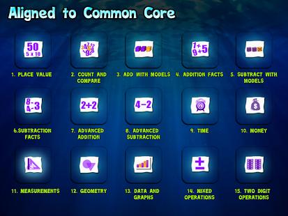 Grade 1 Common Core Maths Lite-2