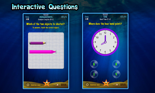 Grade 1 Common Core Maths Lite App - 7