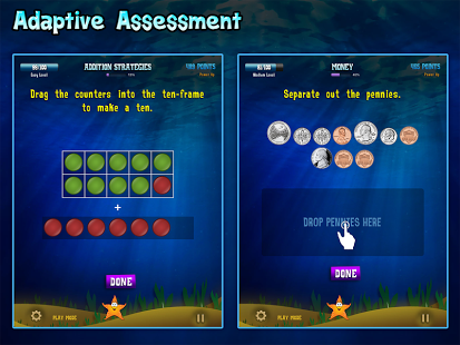Grade 1 Common Core Maths Lite App - 9