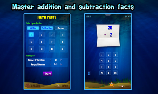 Grade 1 Common Core Maths Lite App - 16