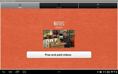 GCSE Maths: Revision Videos App - 1
