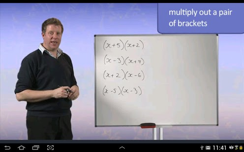 GCSE Maths: Revision Videos App - 3