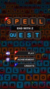Spell Quest App - 6