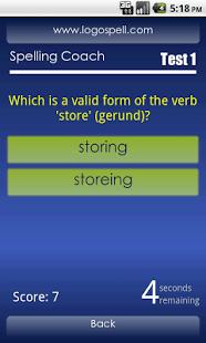 Spelling Pro App - 11