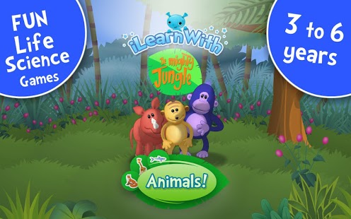 Animals! Kids Preschool Games-3