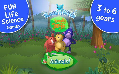 Animals! Kids Preschool Games-11