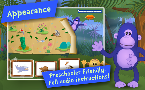 Animals! Kids Preschool Games-12