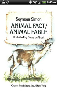 Animal Fact / Animal Fable-2