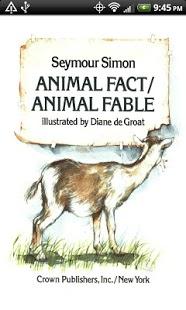 Animal Fact / Animal Fable-2
