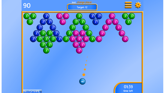 Bubble Pop Multiplication App - 1